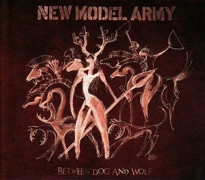Between Dog And Wolf - NEW MODEL ARMY [2x LP]