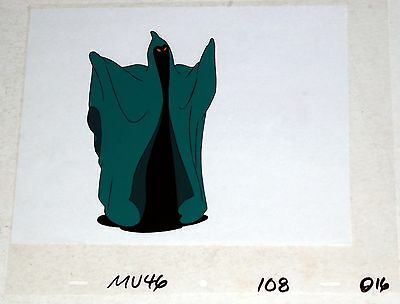 He-Man Masters Of The Universe GHOST Original Animation Art Cel Hand Painted