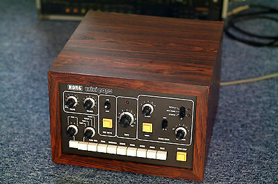 KORG MINI POPS 120 vintage working well & excellent condition minipops