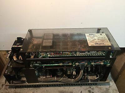 Okuma Servo Drive # BDU-50A, Top Board E4809-032-498-B, Used, Warranty