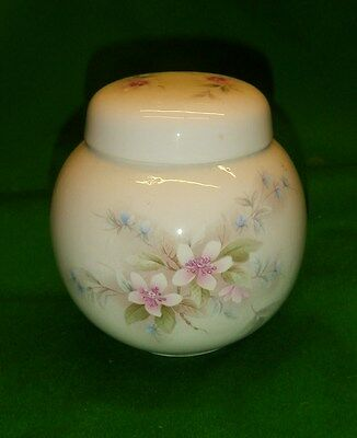 Melba Ware GINGER JAR Staffordshire Pottery