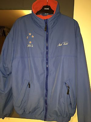 mark todd size M Blue And Red jacket