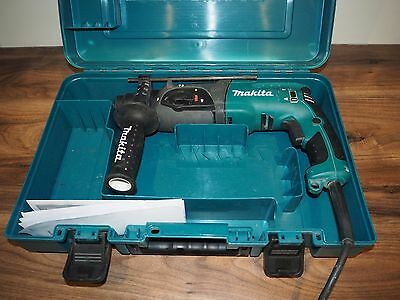 Makita Hr2470 Corded 230V Sds+ Rotary Hammer Drill And Carry Case