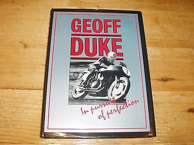Book - Geoff Duke-In Pursuit of Perfection.