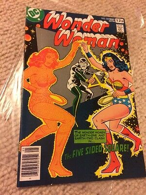 Wonder Woman Comic - Issue 243 - May 1978 DC