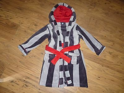 Boys Dressing Gown Age 3-4 Years
