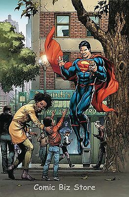 Action Comics #972 (2017) 1St Print Variant Cover Superman Dc Universe Rebirth