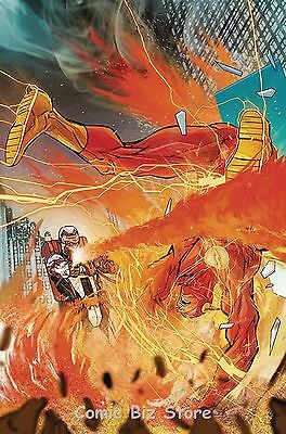 Flash #15 (2017) 1St Printing Dc Universe Rebirth Bagged & Boarded