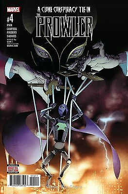 Prowler #4 (2017) 1St Printing Clone Conspiracy