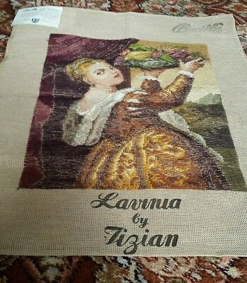 Bucilla (twilleys ) tapestry kit .brand new.