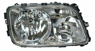 Merc Actros Headlight With Indicator Electric Levelling O//S Right 2008 Onward
