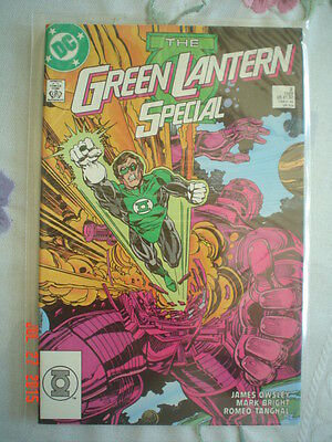 Green Lantern Special #2 - Dc Comics - 1989 - Near Mint - 52 Pages