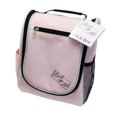 Zutter Bag in Pink - Perfect for carrying & Storing your Bind-it-all Machine