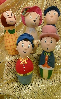 Noddy Characters / Skittles game