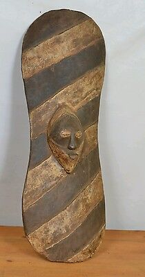 African lulua shield  from congoDRC