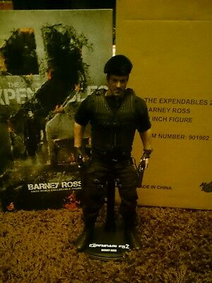 HOT TOYS Expendables 2 Barney Ross 1/6 action figure