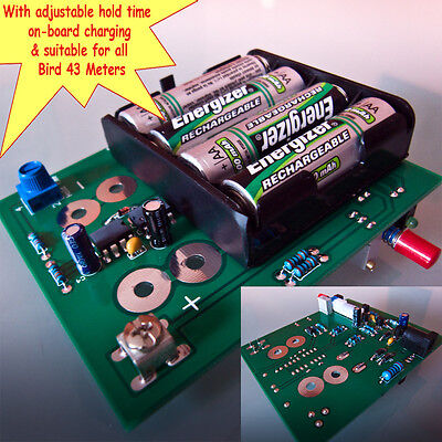 Professional Bird Thruline model 43 PEP SSB Peak Power Board (replaces 4300-400)