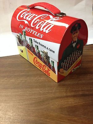 2012 Coca-Cola Tin Box Lunch Box NEW!