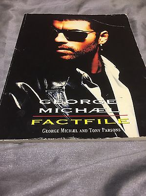 George Michael Factfile By George Michael And Tony Parsons