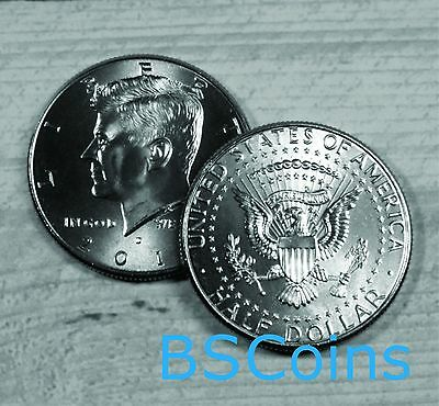 2017 P & D Kennedy Half Dollar - 2 coin set - PRESALE