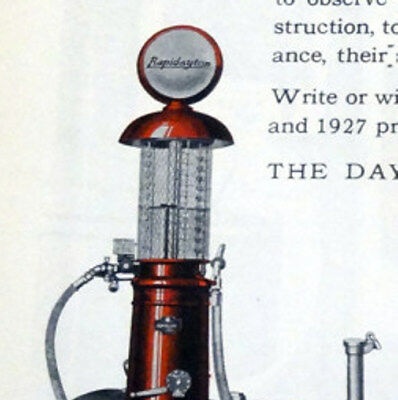 Rapidaytion 400/450 Visible Gas Pump Color Magazine Ad - 158 - FREE SHIPPING