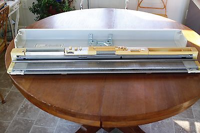 Studio model 327 knitting machine only no accessories with cover