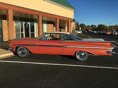 1959 Chevrolet Impala Impala  1959 Chevrolet Impala 348 Rare color combo L@@K Hard to find in this condition!!