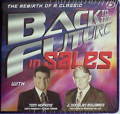 Tom Hopkins - Back To The Future In Sales - Closing - J Douglas Edwards - 6 Cds