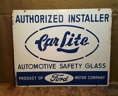 Ford Car Lite Sign double sided