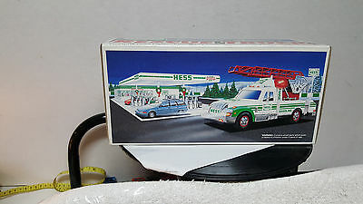 1994 Hess Rescue Truck, New In Original Box