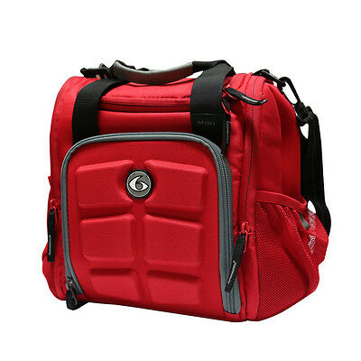 Six Pack Bags Innovator Stealth Mini Red/grey