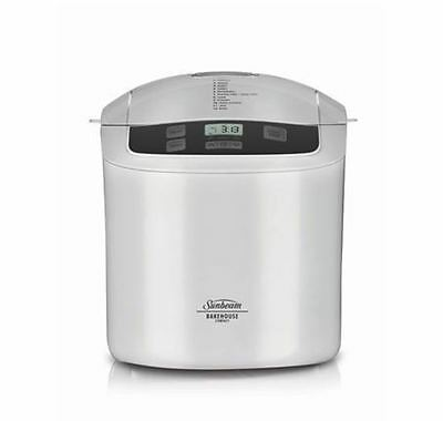 Sunbeam BM2500 Compact Bakehouse 750g Bread Maker