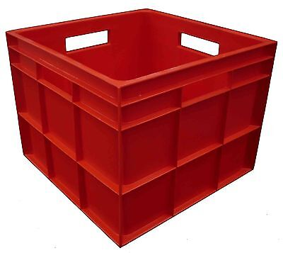 Hobby Box 30LT Plastic Storage Tubs Containers Strong Crate Bin Crates Box 30L