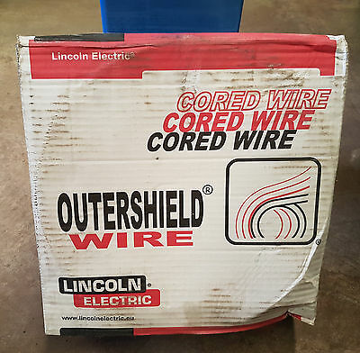 Lincoln Electric 943023 Outershield 20-H Cored Wire 1.2mm 15kg New In Box