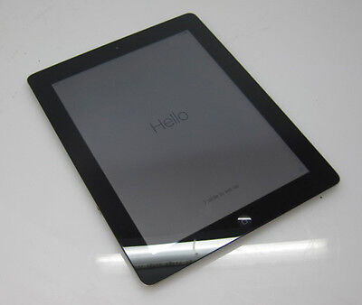 Apple Ipad 2 A1395 Tablet 16Gb Black / 9.7'' - Wi-Fi Only Great Condition