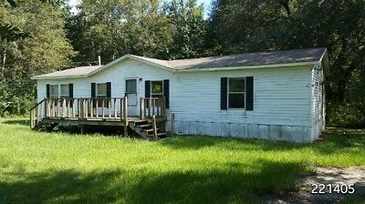 1998 Homes Of Legend Mobile Home 3Br/2Ba 24X54 With Land Quincy Florida
