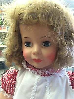 DOLLS: PATTI PLAY PAL  (she was BORN as a  3 year old )
