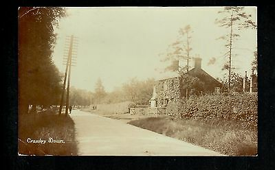 Crawley Down Rp 1911 // East Grinstead Photo Co.