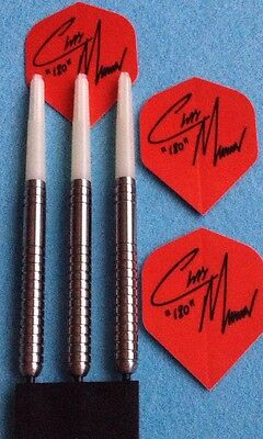 23G Mega Rare Bw Chris Mason Tungsten Darts