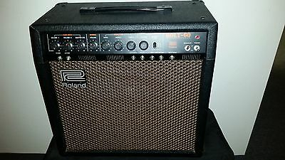 1979 Roland Bolt 60 Combo Tube Amp. Awesome!  Loaded With Jbl Speaker, Nice!