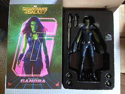 "Hot Toys ""Gamora "" Guardiens of the Galaxy, Sideshow scale 1/6"