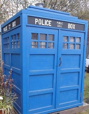 Tardis copy  Lookalike, almost full size, untravelled, great for