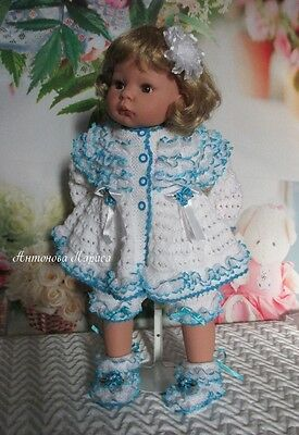 Very nice outfit  for dolls Lee Middleton 20-22 inches  ( outfit only!)