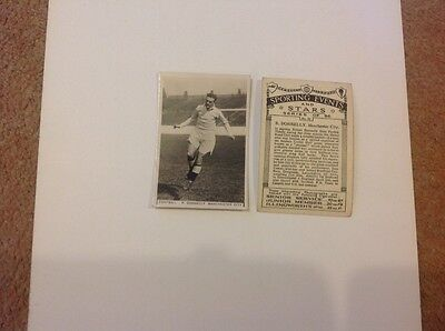 Manchester City Football R Donnelly Sporting Events and Stars Pattreiouex No 70