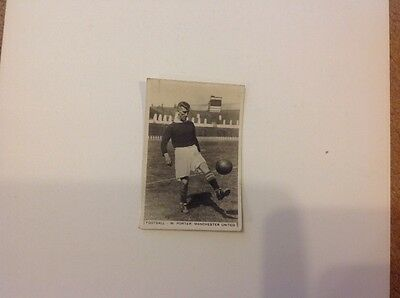 No54 Sporting Events and Stars, Football, W Porter  Manchester United