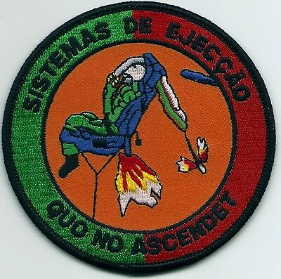 Portuguese Air Force Portugal 103 Esquadra Alpha Jet Patch Parche