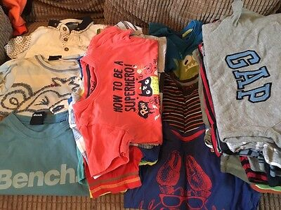 Baby Boys Clothes Bundle 2-3 Years. 46 Items