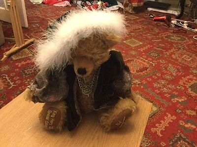 herman henry the 8th teddy bear Compton and wood house special edition
