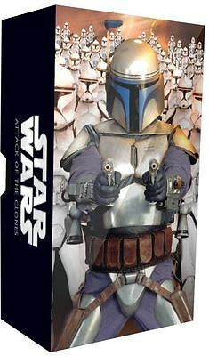 Star Wars 2016 ATOC Attack of  Clones 3D Widevision Box original sealed