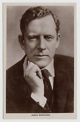 POSTCARD - Picturegoer #160 James Kirkwood, movie film cinema actor, RP